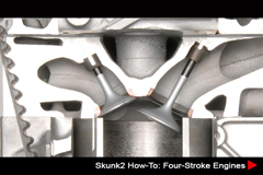 Resources - Skunk2 How-To: Four-Stroke Engines