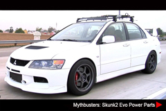 Resources - Mythbusters: Skunk2 Evo Power Parts